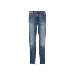 Calvin Klein 卡尔文·克莱 ESSENTIAL BLUE 靛蓝色牛仔裤