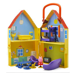 Peppa Pig 小猪佩奇 05138 过家家玩具屋