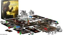 《Dark Souls: The Board Game黑暗之魂》 桌面