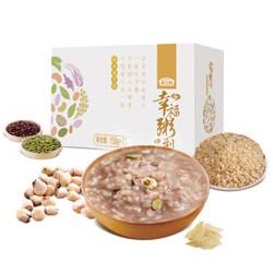 燕之坊 幸福粥到 糙米莲子粥 养生粥 五谷杂粮套装 150g×7袋(糙米、荞麦仁、百合、莲子等) *4件