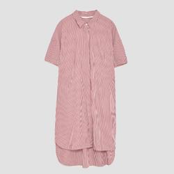 ZARA TRF 02547001061 女士条纹衬衫