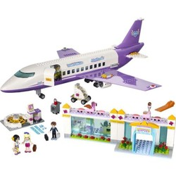 LEGO 乐高 心湖系列 41109 飞机场