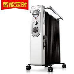 美的 取暖器油汀家用电暖器智能定时 油汀NY2211-16FW