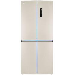 KINGHOME 晶弘 BCD-410PQC 410升 变频 对开门冰箱