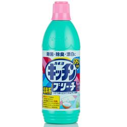 限plus会员:家耐优 KANEYO 厨房用漂白液(S)600ml/瓶(日本原装进口) *2件