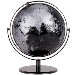 deli 得力 2162 25cm 万向双轴旋转 地球仪