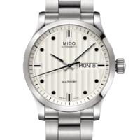 MIDO 美度 Multifort 舵手系列 M005.830.11.031.80 男士机械腕表