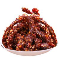 廖记棒棒鸡 麻辣牛肉干 150g *6件 +凑单品