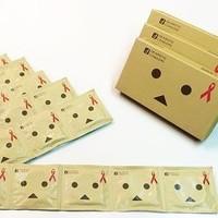凑单品:Okamoto 冈本 阿楞纸箱人ver. 安全套 12只*3盒