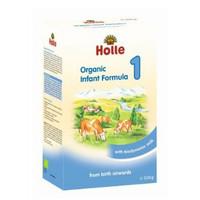 Holle 泓乐 有机奶粉1段(0-6个月) 400g