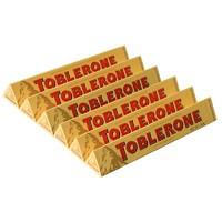 TOBLERONE 瑞士三角 牛奶巧克力 50g*6条
