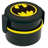 凑单品:SKATER 蝙蝠侠圆形便当盒 500ml