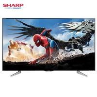 SHARP 夏普 LCD-50SU561A 50英寸 4K超液晶电视机