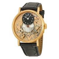 历史新低:BREGUET 宝玑 Tradition 传世系列 7027BRR99V6 18K玫瑰金 男士机械腕表