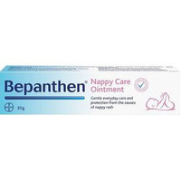 凑单品:BAYER 拜耳 Bepanthen 婴幼儿尿湿疹护臀霜 30g
