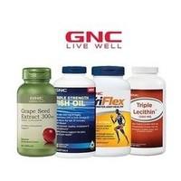 海淘活动、值友专享:GNC美国官网 健安喜 精选保健品促销
