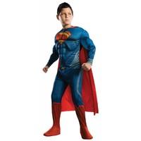 凑单品:Superman 超人:钢铁之躯 童款 COSPLAY 连体衣