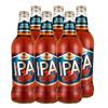 格林王(GreenKing)英国原装进口 IPA印度麦啤 精酿啤酒印度淡色艾尔啤酒 500ml*6瓶 整箱装 79.9元