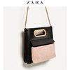 ZARA  TRF 女包 人造皮草口袋购物包 18824204040 179元