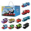 托马斯合金小火车10辆礼盒装 惯性滑行早教玩具车 129元