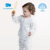 20日0点预售:Les enphants 丽婴房 男女童精梳棉内衣套装