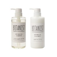 BOTANIST 植物洗护组合 白色清爽型 490ml 2瓶装