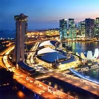 春秋旅游 上海-新加坡6-7日往返含税机票