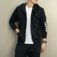 adidas 阿迪达斯 S98796 男子针织夹克