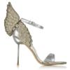 SOPHIA WEBSTER Evangeline 天使之翼 女士高跟凉鞋 $535(约3540.36元)