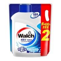 威露士 旋净机洗洗衣液 袋装(补充装) 2kg *3件