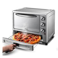 Whirlpool 惠而浦 WTO-MP201G 12寸家用电烤箱 20L