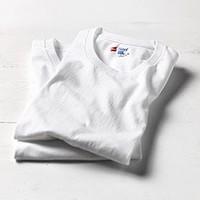 HANES 恒适 亚洲版型圆领T恤 2件装  XS码