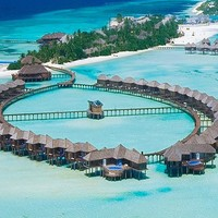 双11预售:全国-马尔代夫五星双鱼岛6天4晚自由行