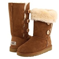 UGG Bailey ButtonTriplet 童款雪地靴