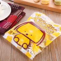 台湾进口果冻 盛香珍袋装小狗鸡蛋布丁306G/袋 零食 *2件