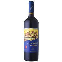 长城(GreatWall)红酒 海岸传奇 神话解百纳干红葡萄酒 750ml