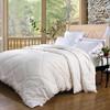 富安娜(FUANNA)家纺四季被子 纯棉双人被芯 珍芯澳洲羊毛被 冬厚被1.8米床适用(230cm*229cm) 409元
