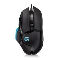 25日0点、值友专享 : Logitech 罗技 G502 RGB 自适应游戏鼠标*2件