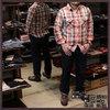 UES HEAVY FLANNEL SHIRT 501753 色织重磅法兰绒衬衫 18792日元包直邮(约¥1115,返1870积分)