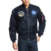 ALPHA INDUSTRIES NASA MA-1 男士飞行员夹克 ¥606.69起+¥72.2含税直邮(约¥680起)