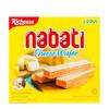 印尼进口丽芝士nabati纳宝帝奶酪威化饼干290g零食 *2件 9.9元(合4.95元/件)