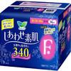 日本进口 花王KAO乐而雅(laurier)F系列 绵柔透气 安全舒适进口卫生巾 加长夜用340mm*9片 35元