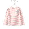 ZARA  女婴幼童 条纹长袖T恤 03335344620 39元