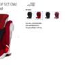 Britax Römer KIDFIX II XP SICT 2017 Flame Red安全座椅 €167.98+€50直邮中国