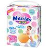 Kao 花王 Merries 婴儿纸尿裤 M58片 *4件 335.92元含税包邮(需用券)