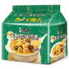 康师傅 方便面经典系列 香菇炖鸡泡面 五连包 9.9元