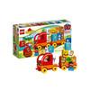 24日0点:LEGO 乐高 得宝系列大颗粒 我的第一辆卡车 10818 *2件 208元(合104元/件)