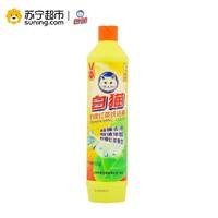 白猫 柠檬红茶洗洁精 500g