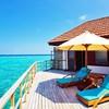 全国出发 马尔代夫鲁滨逊岛6-7天自由行 12399元起/人