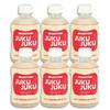 JUKU JUKU 4种乳酸菌饮料 280ml*6瓶 40元,可99-50
